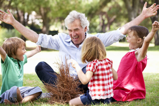 nonno-nipoti