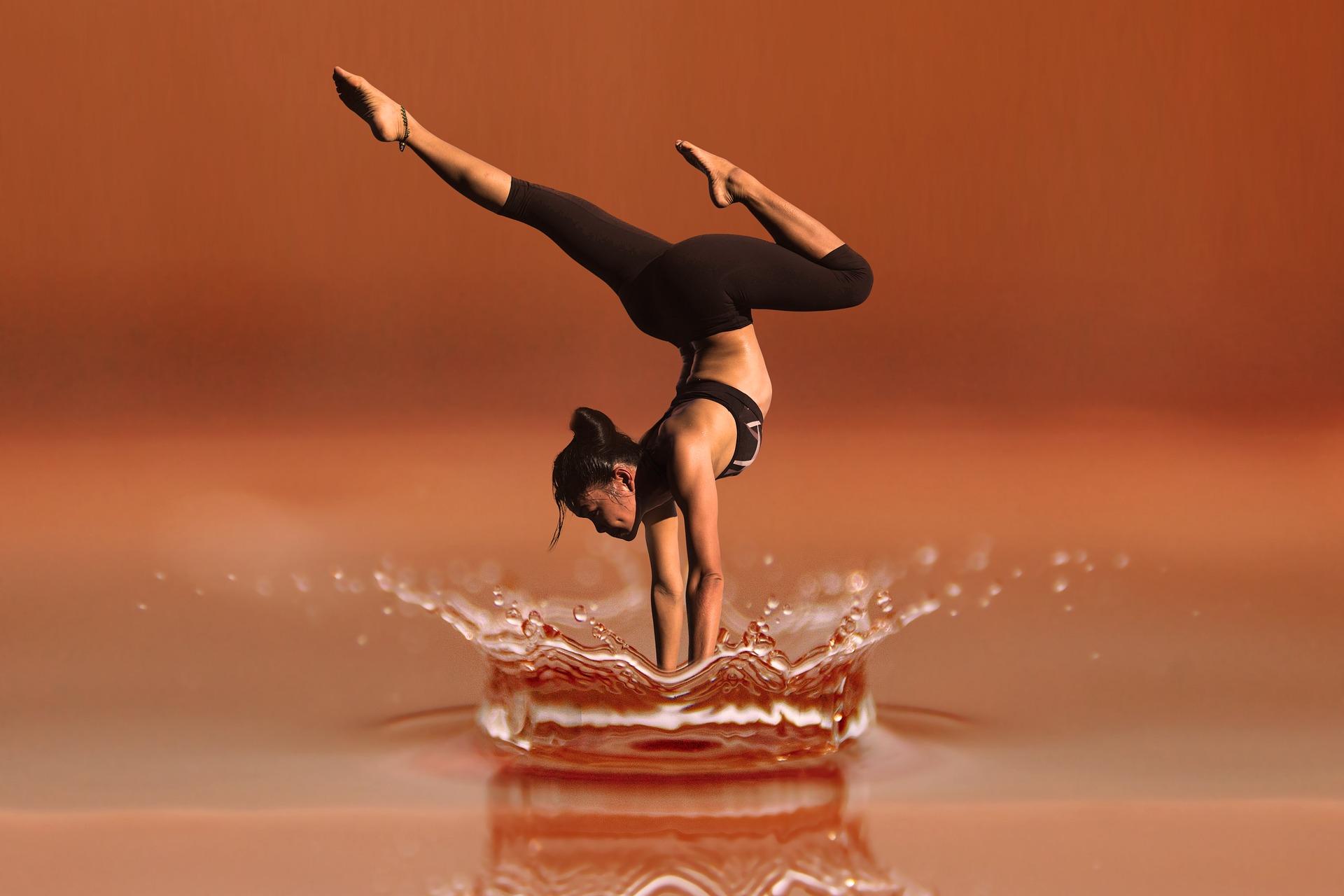 Beauty routine, come migliorarla con lo yoga