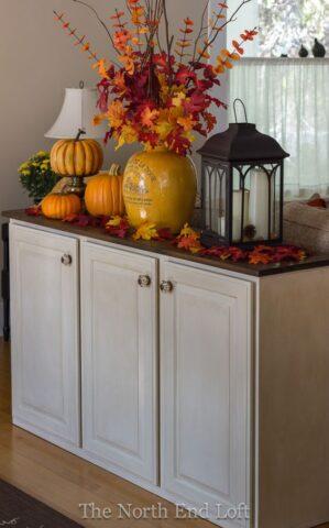 Come arredare casa in autunno e renderla più accogliente