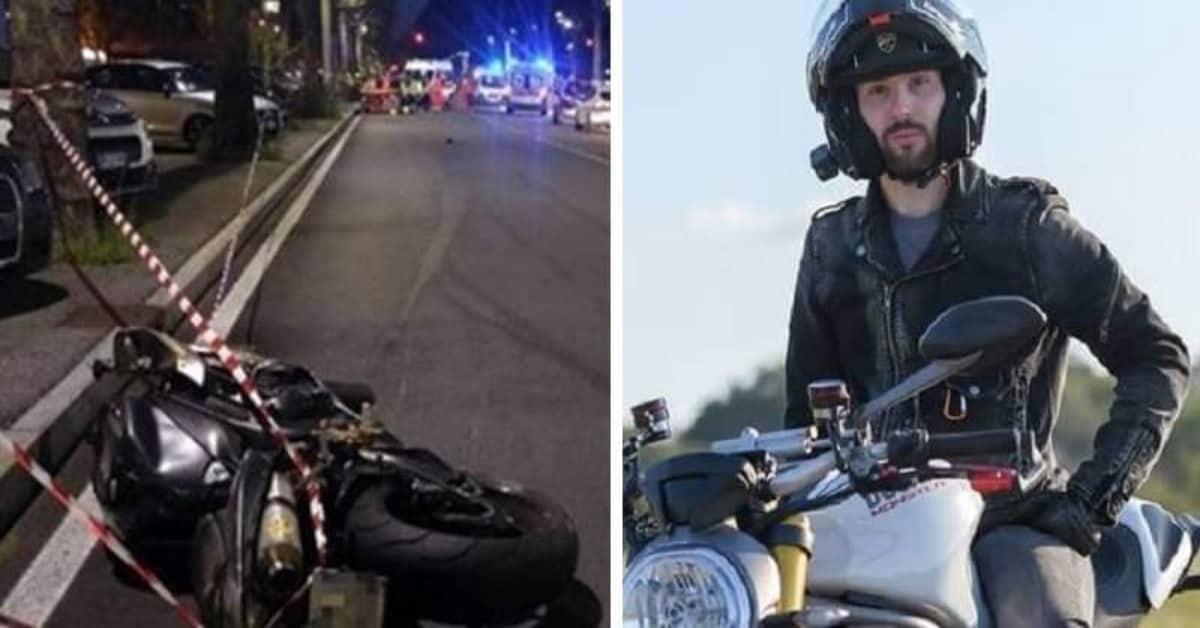 Christian-ha-perso-la-vita-con-un-tragico-incidente-in-moto-il-padre-lo-ha-trovato-a-terra-in-strada