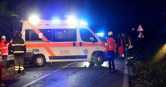 Ostiano-grave-incidente-tra-i-feriti-anche-un-bambino-un-uomo-ha-perso-la-vita
