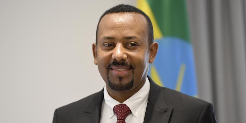 vincitore del Premio Nobel per la pace 2019 è Abiy Ahmed Ali