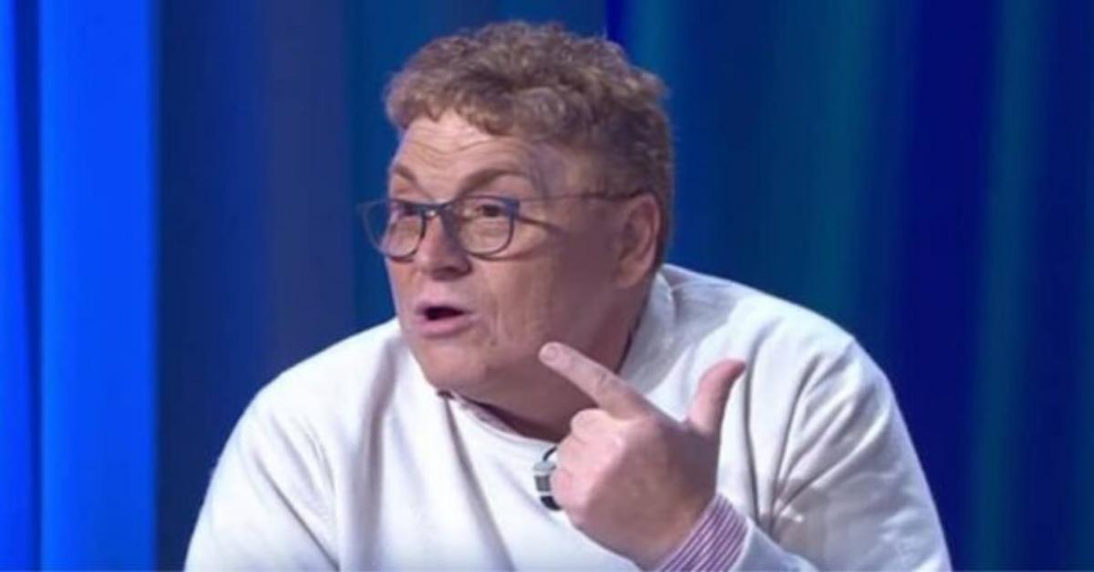 """Lo sfogo di Fabrizio Bracconeri al Maurizio Costanzo Show: """"è come se mio figlio avesse un anno"""""""