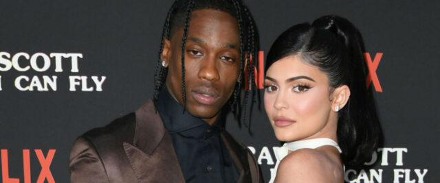 Kylie Jenner e Travis Scott