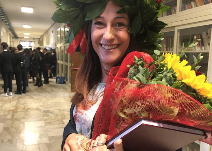 Paola Taverna laurea