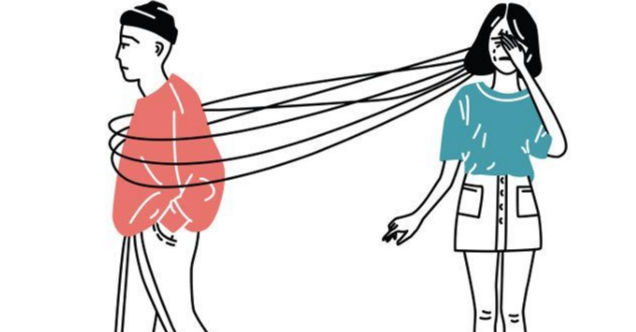 """Quando l'amore è """"malattia"""".Riconosci questi 4 segni?"""