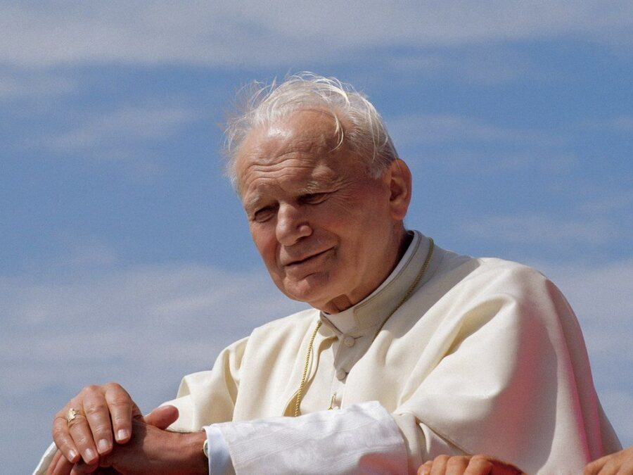 San Giovanni Paolo II Papa