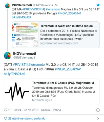 terremoto Cascia