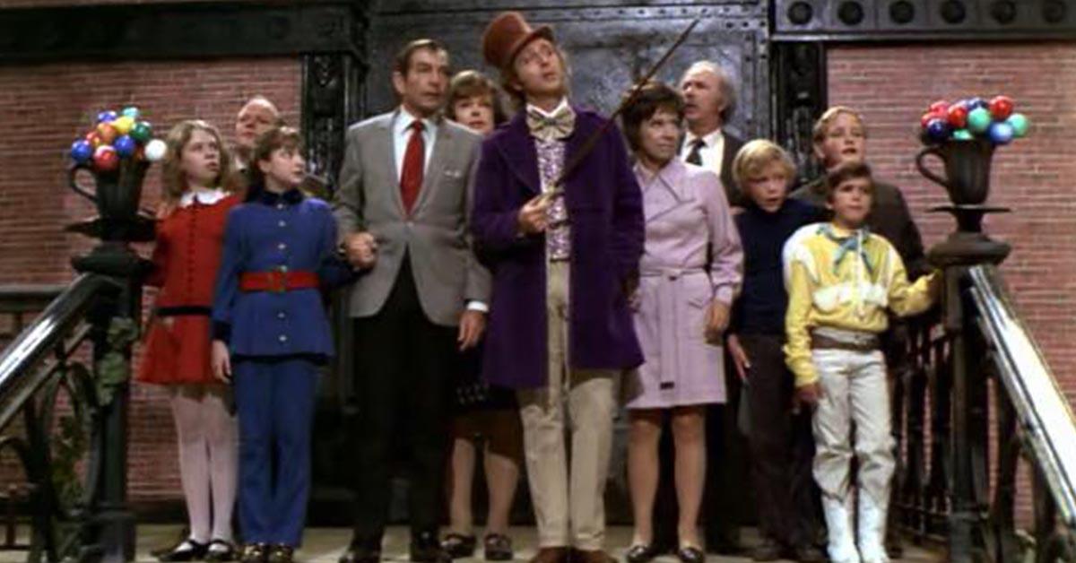 A Milano apre la Fabbrica di Cioccolato di Willy Wonka