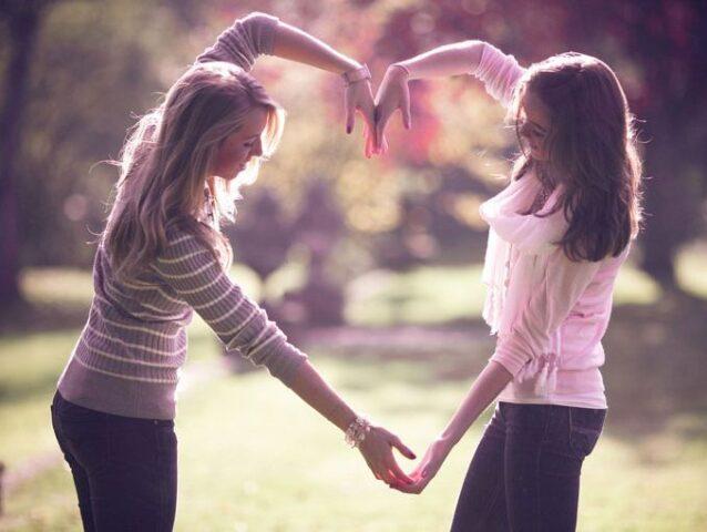amiche-donne