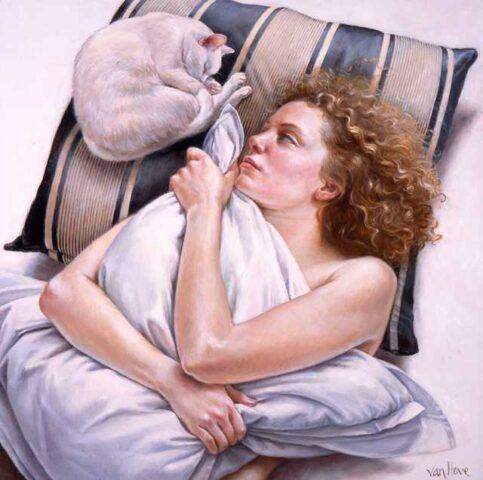 donna-gatto-foto