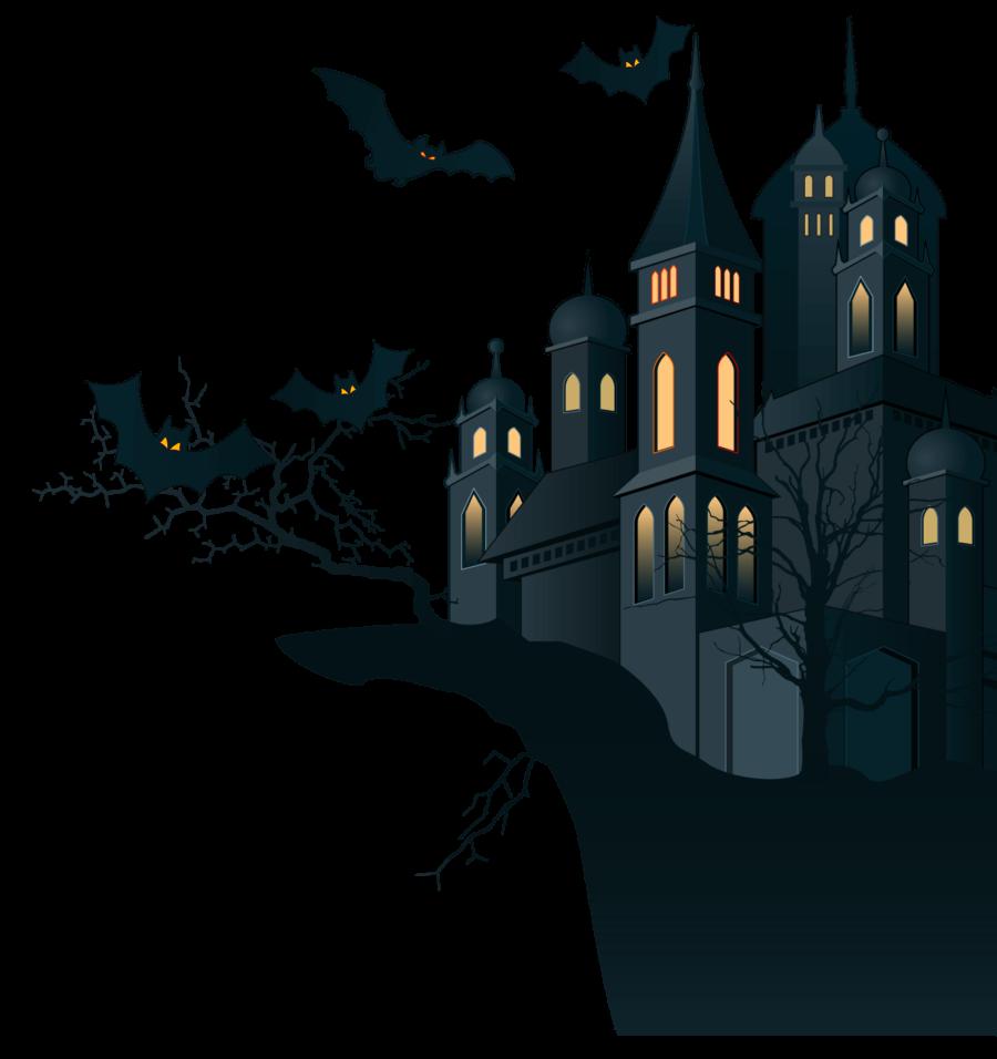 dormire in un castello con i fantasmi