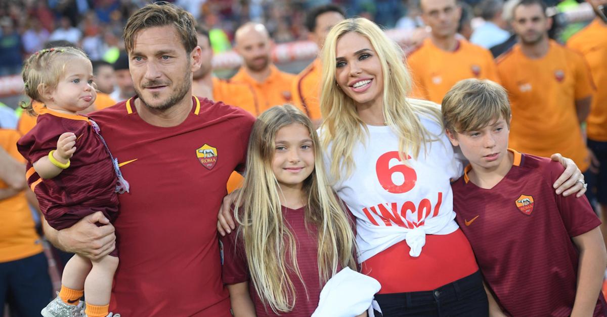 Francesco Totti e Ilary Blasi: casa di lusso nel quartiere EUR di Roma. Ecco le foto