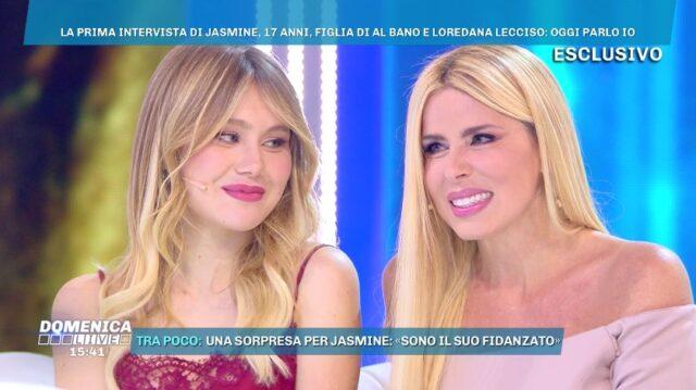 jasmine-carrisi-loredana-lecciso-albano-carrisi-incinta