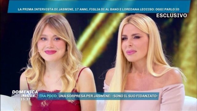jasmine-carrisi-loredana-lecciso-pomeriggio-5