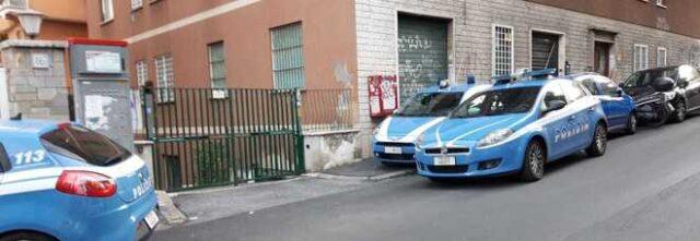 macchina-polizia