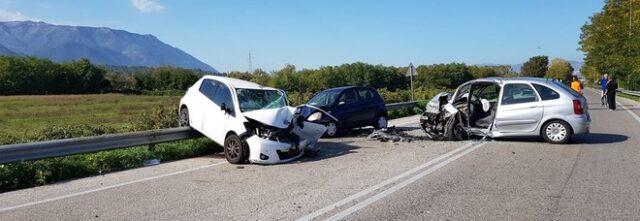 macchine-incidente