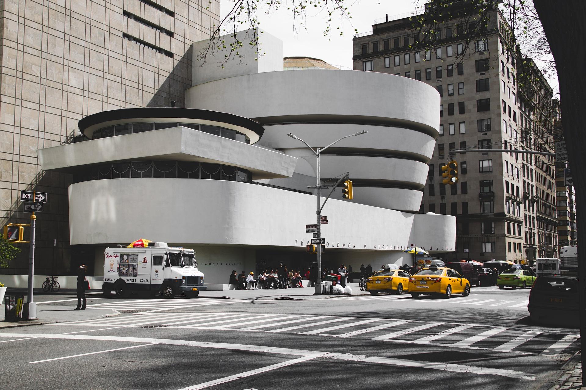 Il museo Guggenheim di New York realizzato da Frank Lloyd Wright compie 60 anni
