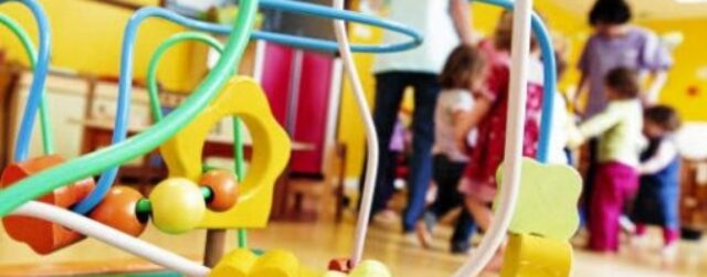 Avellino-bambina-di-3-anni-esce-sola-dall'asilo 2