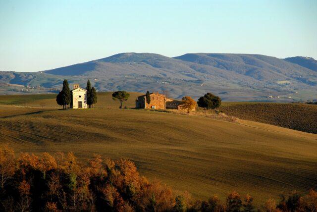 Dove andare in autunno in Italia e in Europa