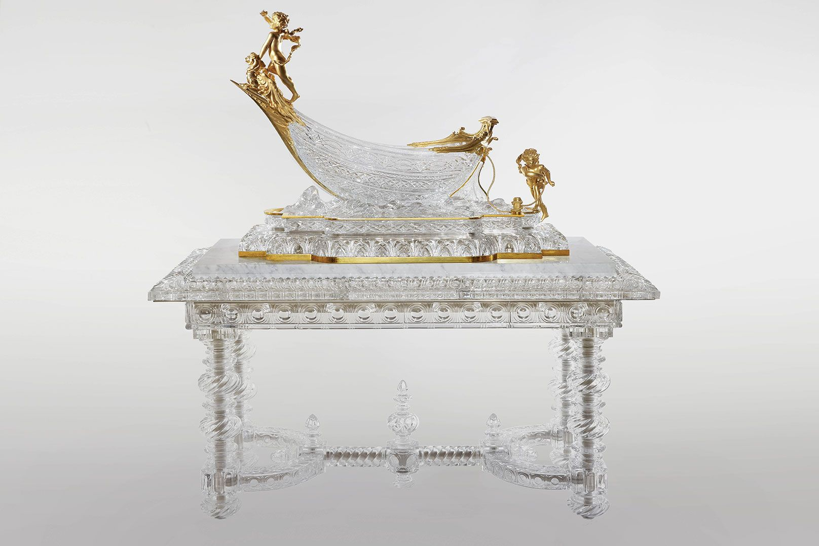 BACCARAT, A COLLECTOR'S HOUSE. La mostra