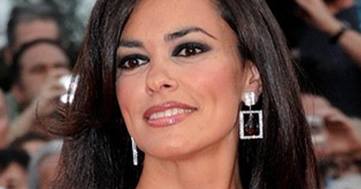 Maria Grazia Cucinotta si sposa (di nuovo) in segreto
