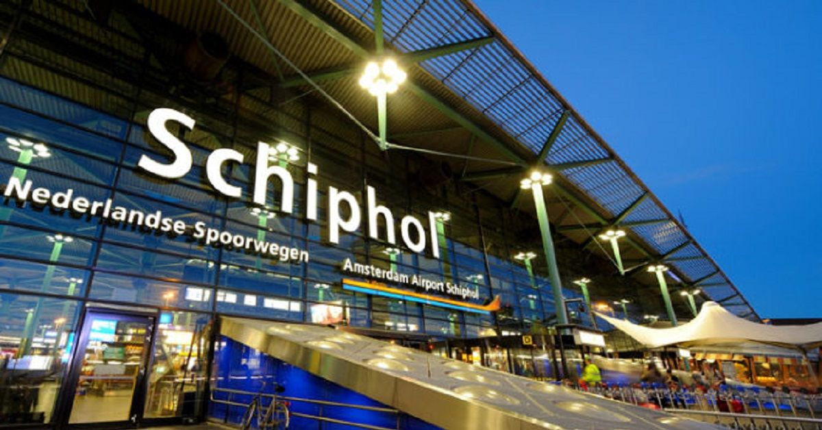 aeroporto-Amsterdam