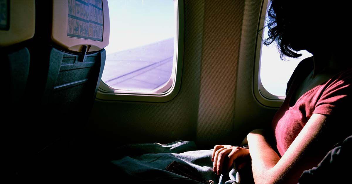 Come sopravvivere a un volo di 30 ore ( senza perdere la testa)