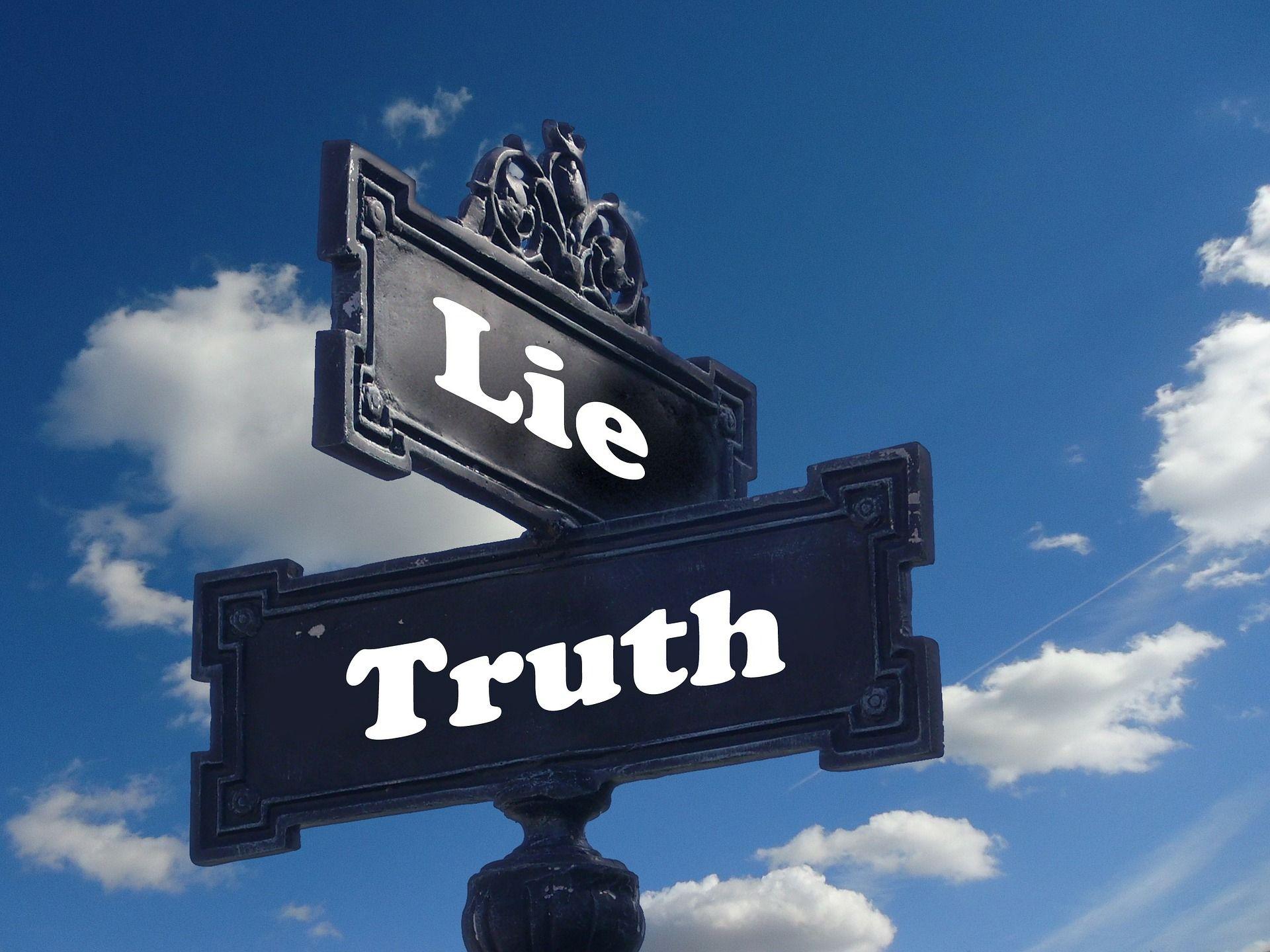 Perché si dice: Le bugie hanno le gambe corte