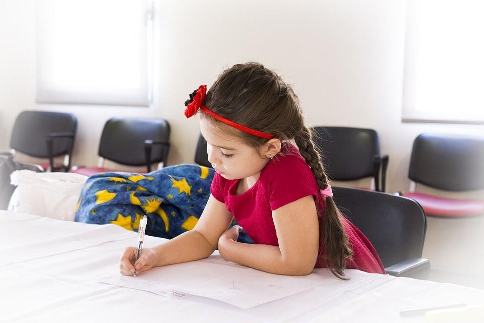 Date carta e penna ai vostri bambini e lasciateli esprimersi