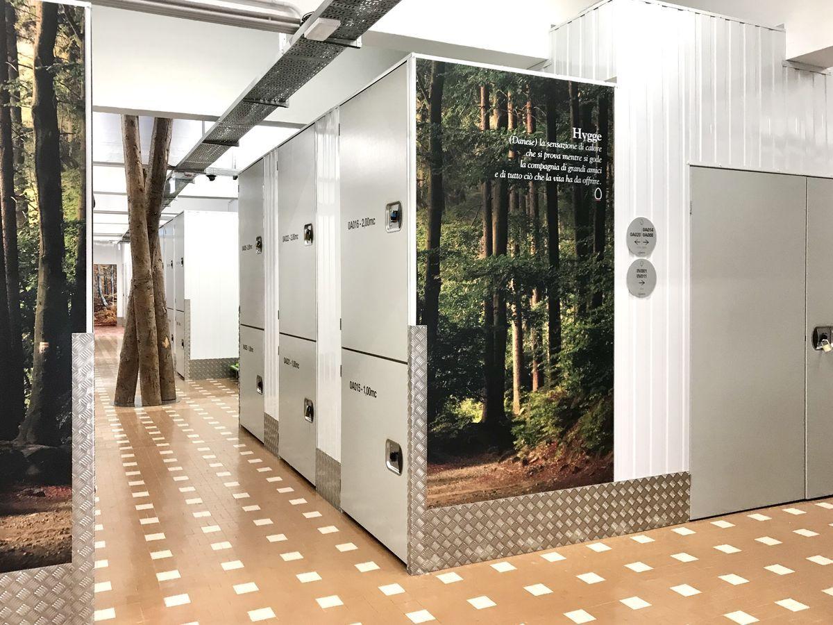 Cosa sono il self storage e gli hotel delle cose?