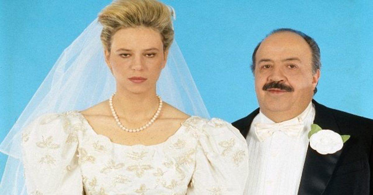 Maria De Filippi e Maurizio Costanzo: la foto del matrimonio sarebbe un fotomontaggio