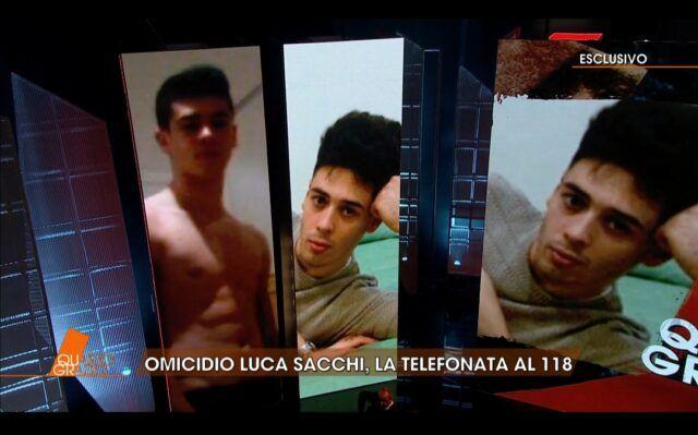 Omicidio Luca Sacchi, la telefonata al 112