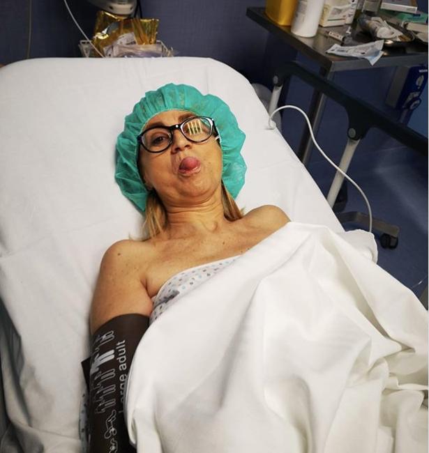 Luciana-Littizzetto-ospedale