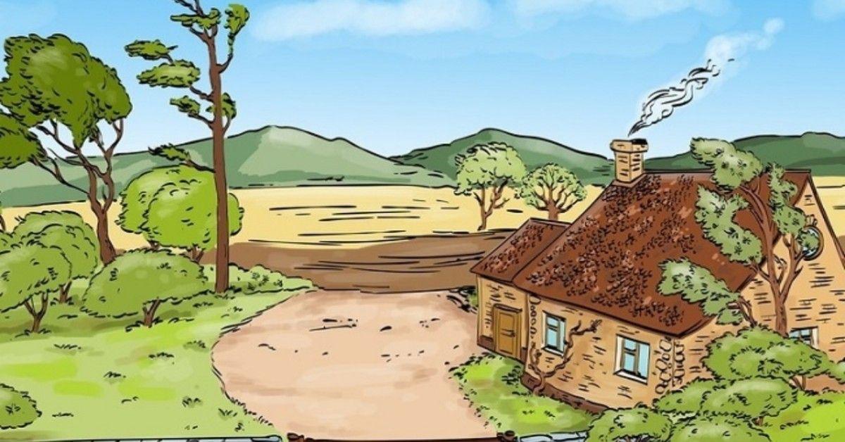 L'enigma della casa in campagna