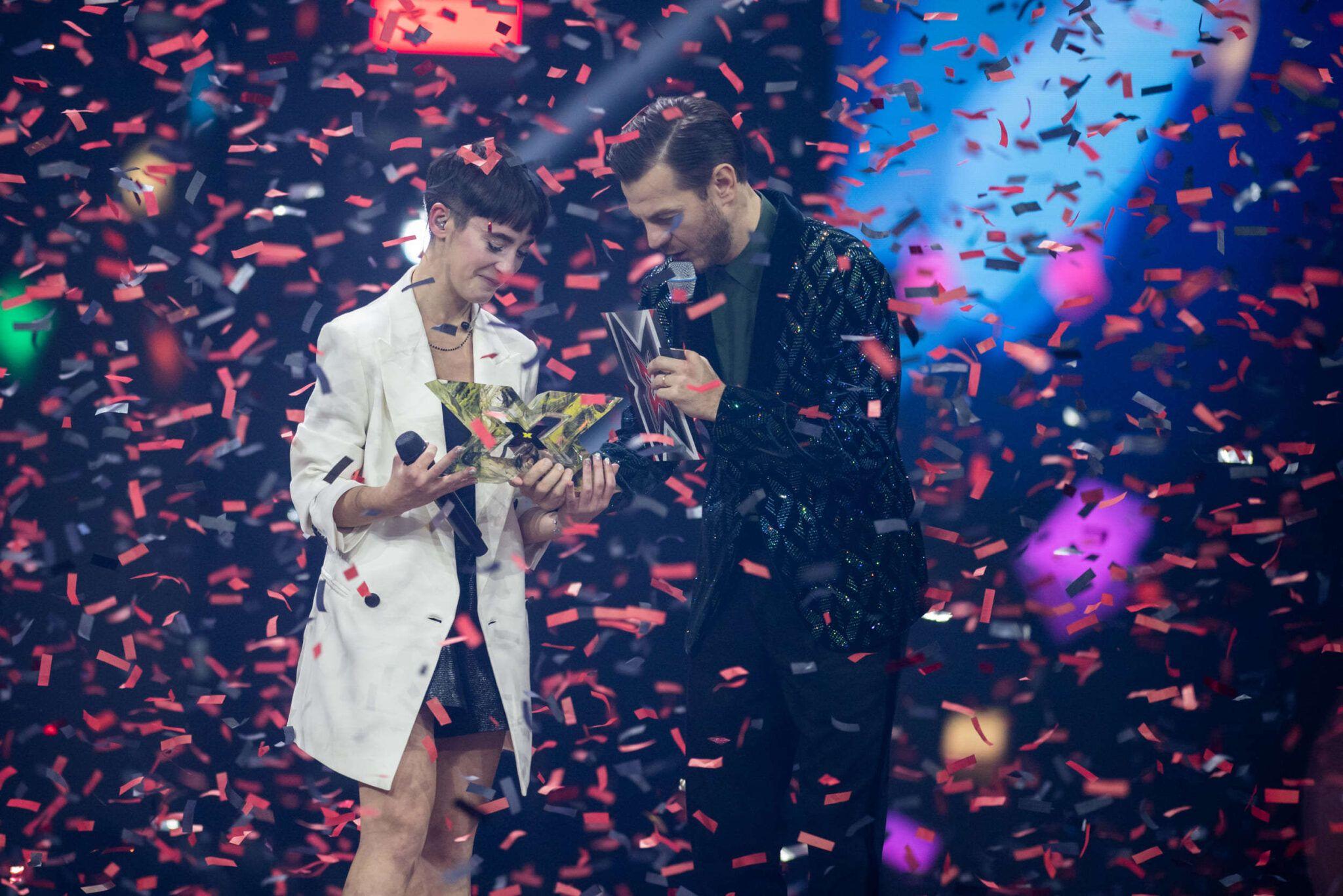 X Factor 2019, Sofia Tornambene vince l'edizione numero 13