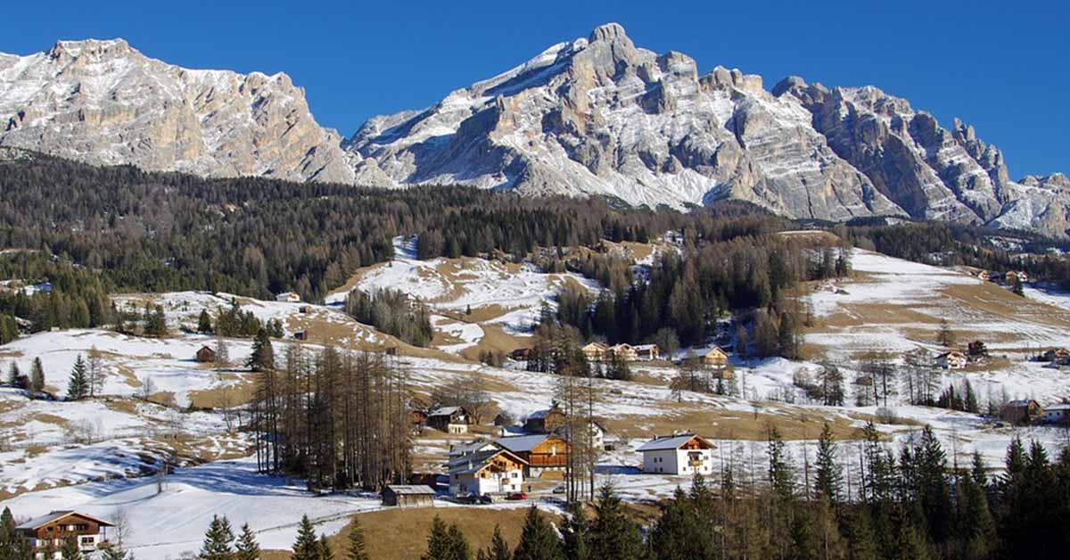 5 città italiane che dovresti visitare questo inverno