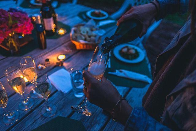 I 5 migliori bicchieri per bere champagne