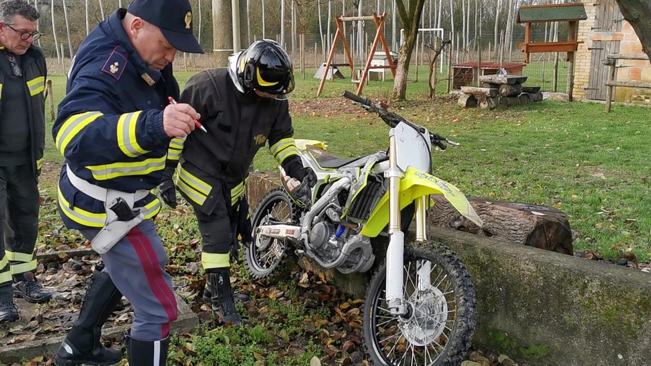 moto-incidente