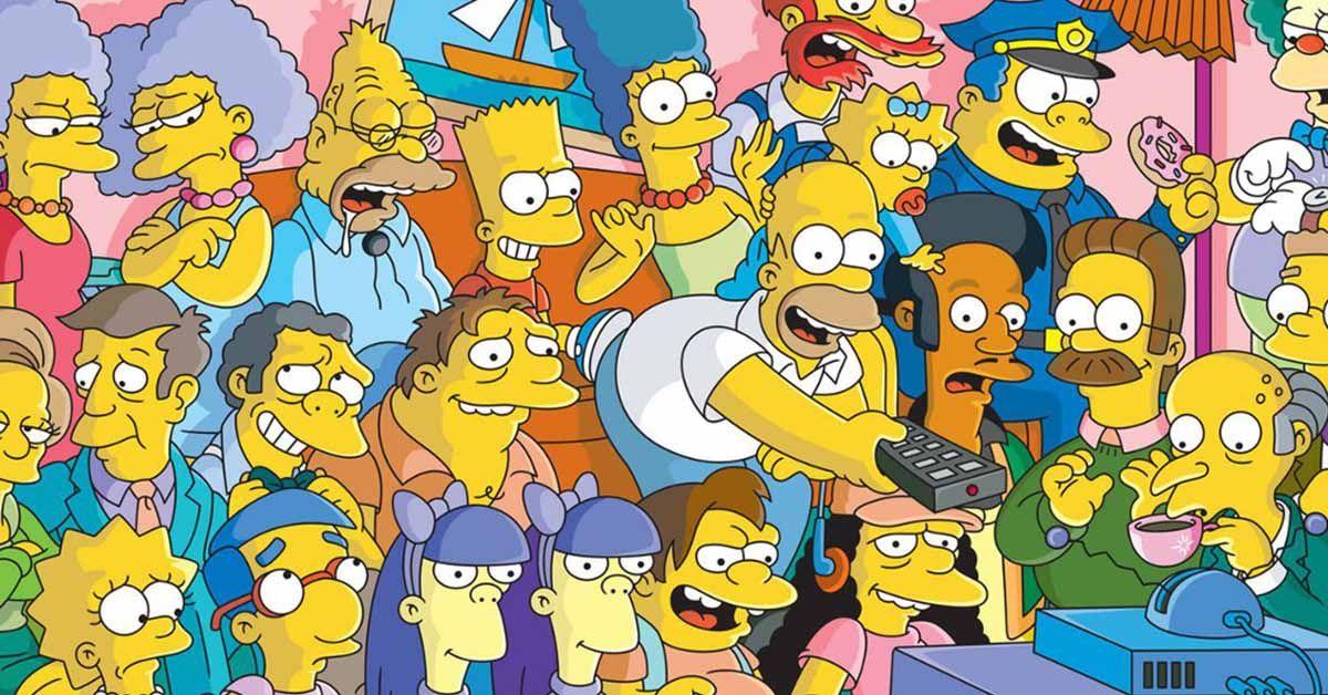 5 cose che forse non sai dei Simpson
