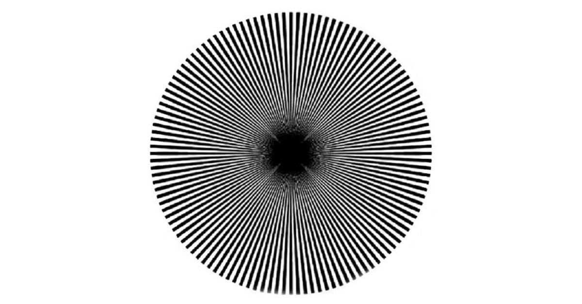 Test: qual è il colore che vedi al centro?
