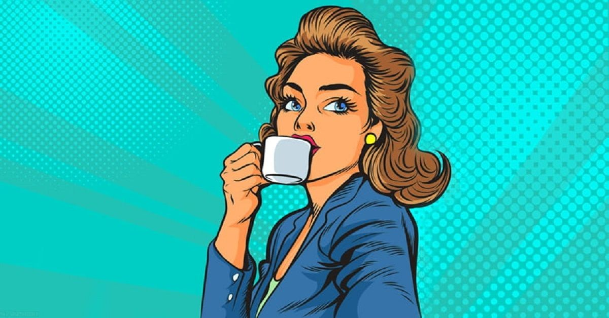 Test: dimmi come tieni la tazza e ti dirò che tipo di persona sei