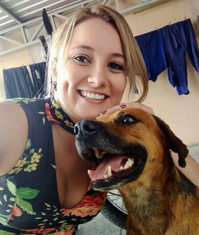 il-cane-che-ha-aspettato-il-suo-amico-umano-per-mesi 2