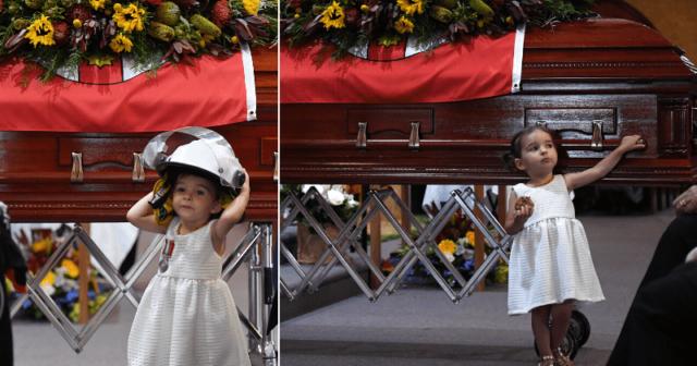 L'addio-della-piccola-Charlotte-al-suo-papà-Andrew-O'Dwyer 1