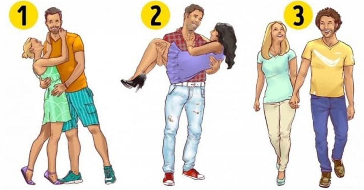 Scegli la coppia che, secondo te, è la più felice per scoprire alcune cose sulla tua relazione
