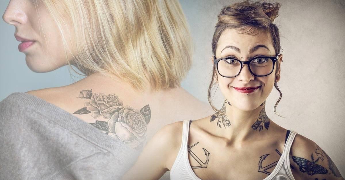 Dimmi cosa e dove ti sei tatuato e ti dirò chi sei