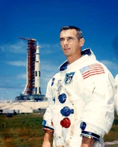 Cosa lasciò scritto sul suolo lunare Gene Cernan, l'ultimo uomo sulla Luna