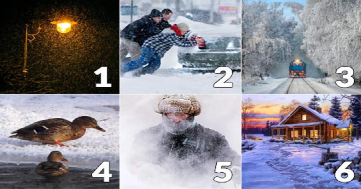 Scegli una foto e scopri cosa ti aspetta all'inizio dell'anno