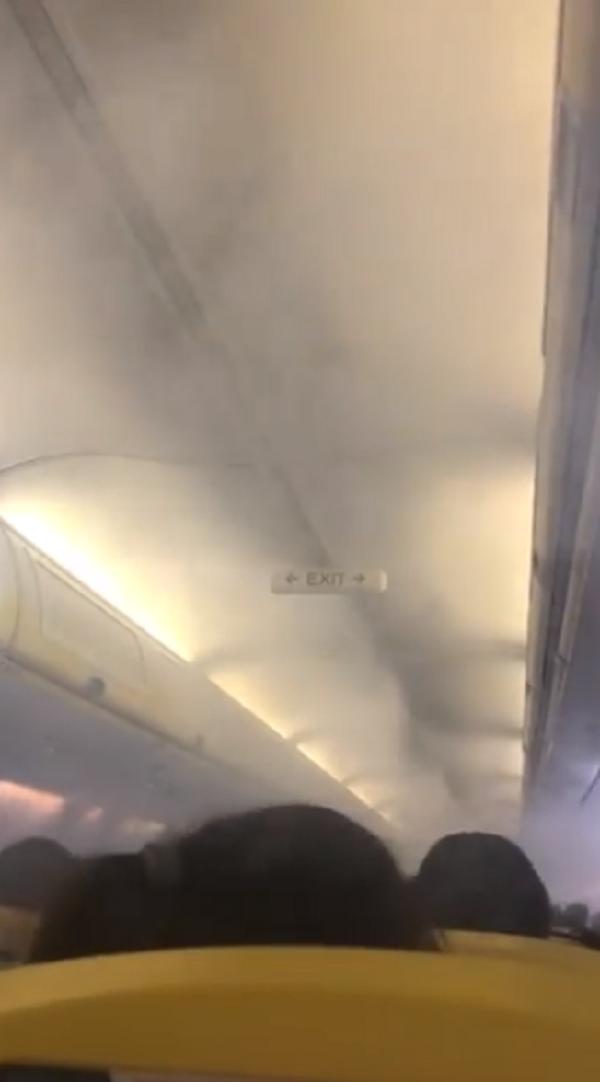 fumo-cabina