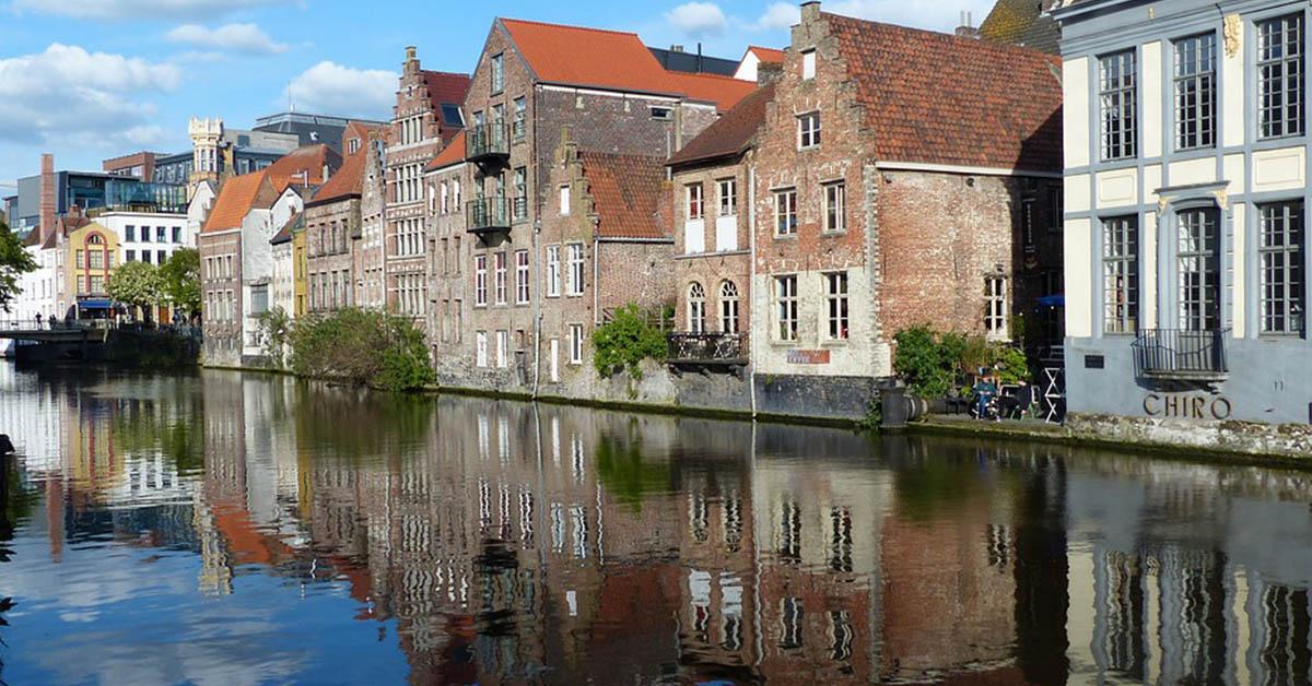 2020 nelle Fiandre con Van Eyck